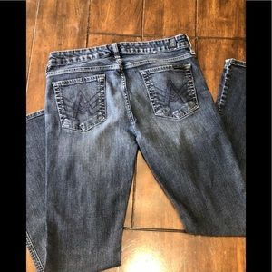 "7 For All Mankind ""A"" Pocket Jean"